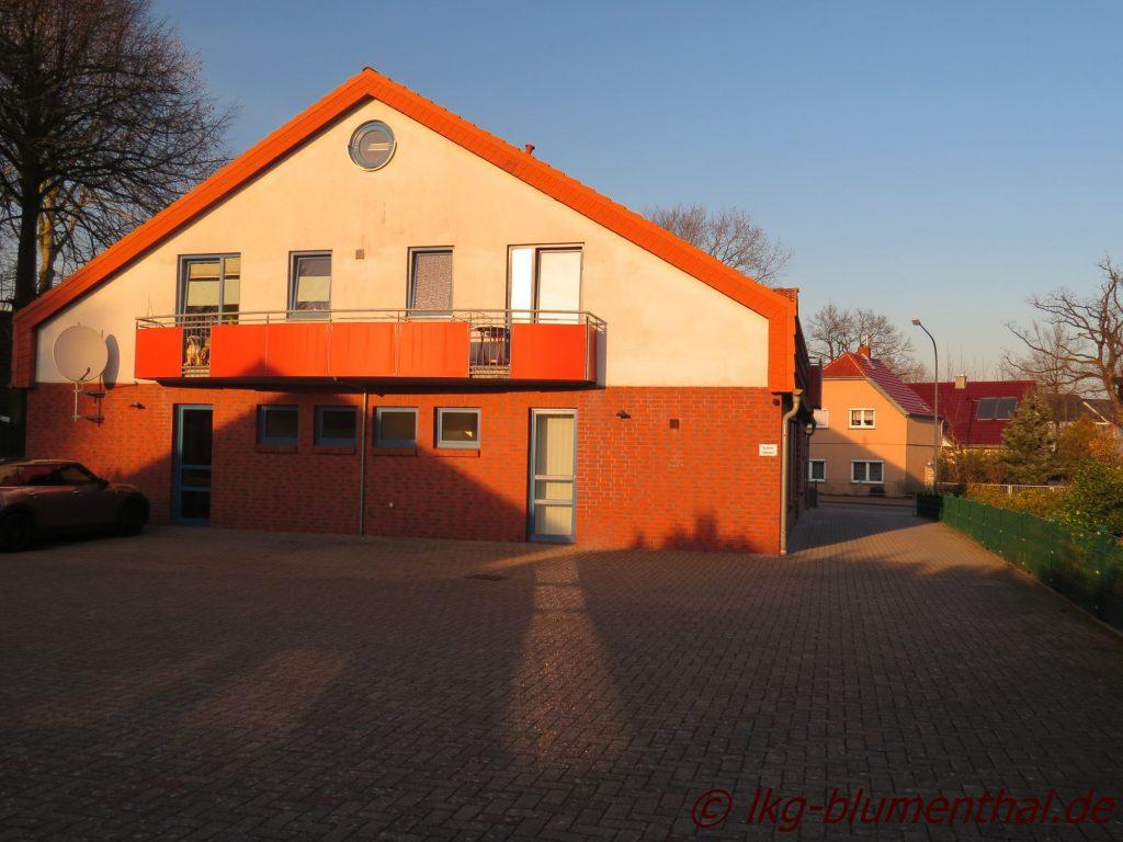Landeskrichliche Gemeinschaft Bremen-Blumenthal e.V. - Parkplatz