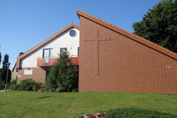Landeskirchliche Gemeinschaft (LKG) Bremen-Blumenthal - Gemeinschaftshaus-Aussenansicht